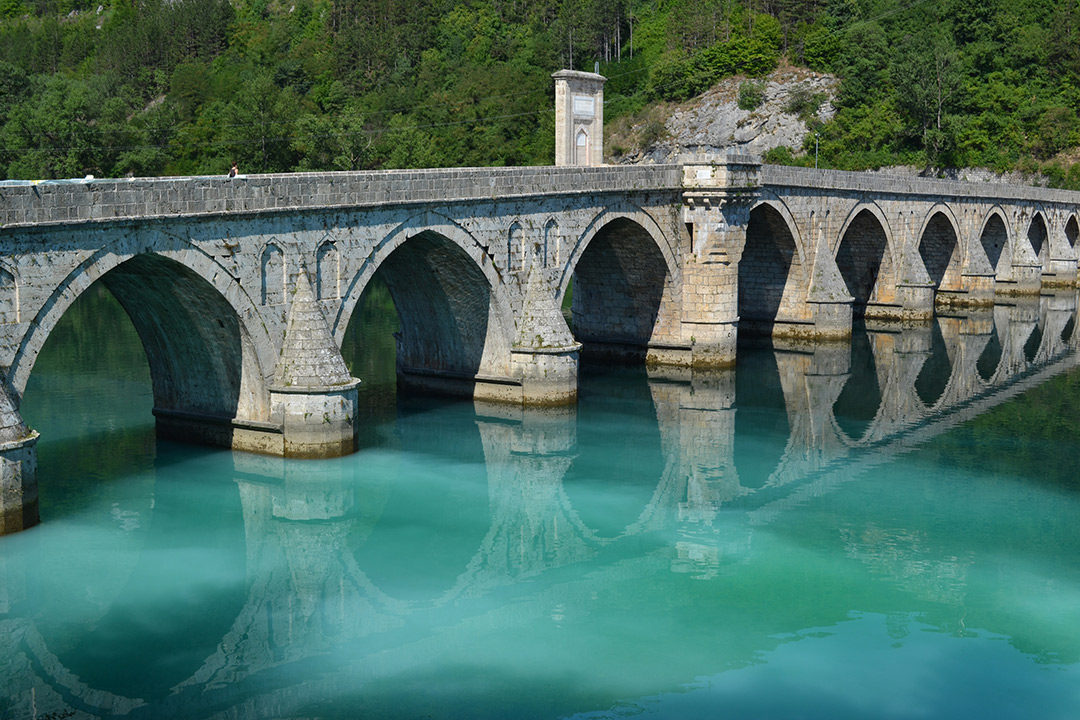 Bridge On The Drina Tourist Organization Of Municipality